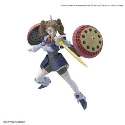"""BANDAI MODEL KITS (D) 219548 Hyper Gyanko """"Build Fighters"""", Bandai HGBF 1/144"""