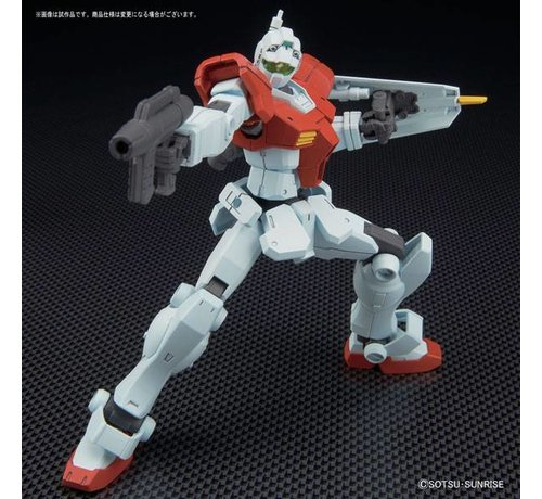"BANDAI MODEL KITS 5057723  #59 GM/GM ""Gundam Build Fighters"" Bandai HGBF"