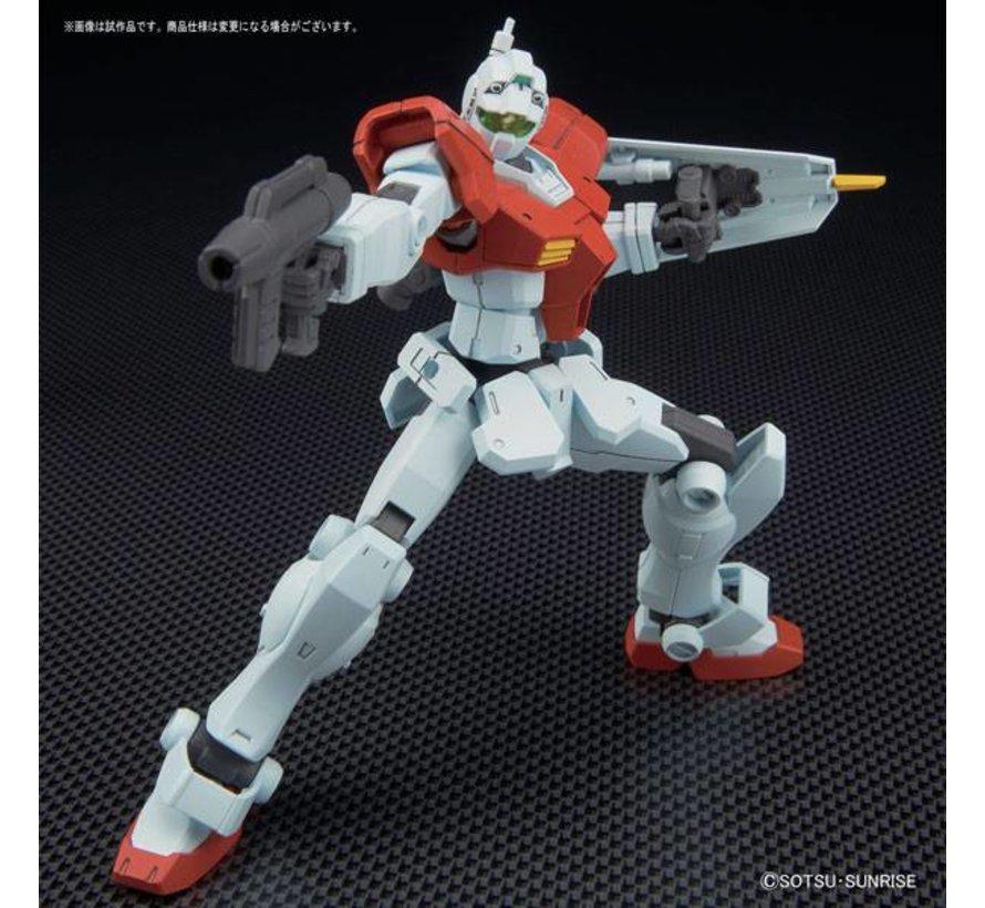 """5057723  #59 GM/GM """"Gundam Build Fighters"""" Bandai HGBF"""