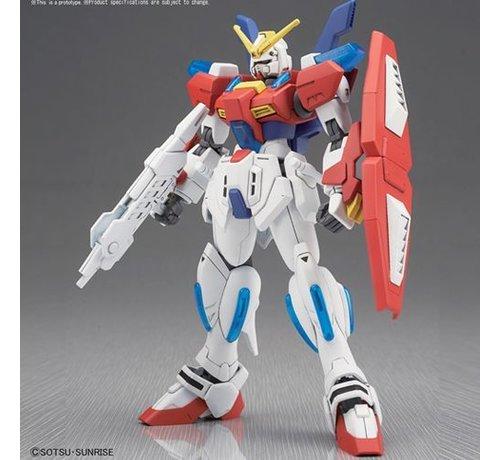 """BANDAI MODEL KITS 219547 #058 Star Burning Gundam, """"Gundam Build Fighters"""", Bandai HGBF 1/144"""