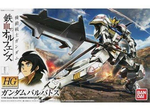 "Bandai Gundam Barbatos ""Gundam IBO"", Bandai HG IBO"
