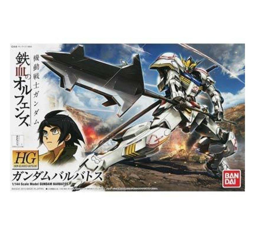"""201873  #01 Gundam Barbatos """"Gundam IBO"""", Bandai HG IBO"""