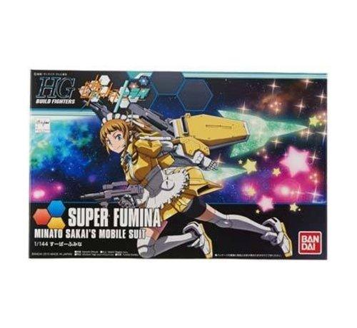 BANDAI MODEL KITS 201310 HGBF 1/144 Super Fumina