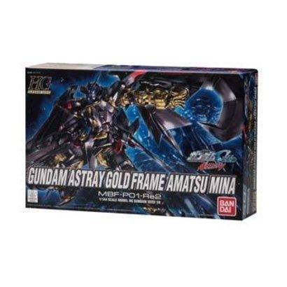 BANDAI MODEL KITS 183660 1/144 HG #59 Gundam Astray Gold Frame Amatu