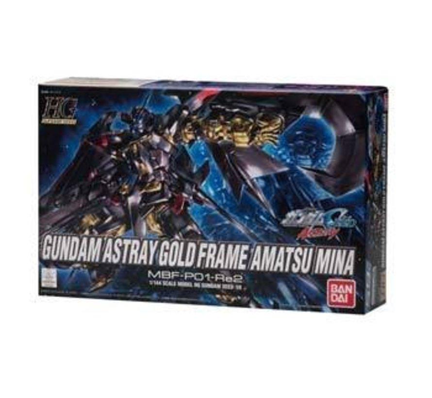 183660 1/144 HG #59 Gundam Astray Gold Frame Amatu