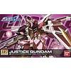 BANDAI MODEL KITS 175304 1/144 HG #R14 ZGMF-X09A Justice Gundam Remast