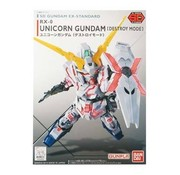 BANDAI MODEL KITS Ex-Std 005 Unicorn Gundam