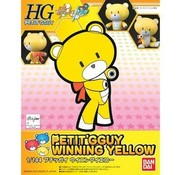 BANDAI MODEL KITS #03 Petit'Gguy Winning Yellow