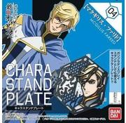 Bandai Character Stand Plate Fareed McGillis