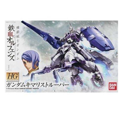 "BANDAI MODEL KITS 203223 #16 Gundam Kimaris Trooper ""Gundam IBO"", Bandai HG IBO 1/144"