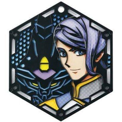 BANDAI MODEL KITS 205979 Character Stand Plate Gaelio Bauduin