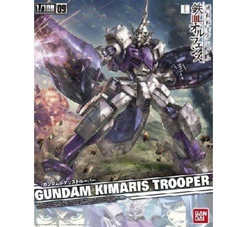 BANDAI MODEL KITS 207594 IBO 1/100 #09 Gundam Kimaris Trooper IB Orphans