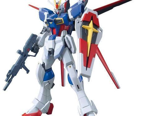 BANDAI MODEL KITS #198 Force Impulse Gundam