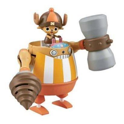 "BANDAI MODEL KITS Chopper Robo Super 4 Kung Fu Tracer ""One Piece"" Bandai Chopper Robo"