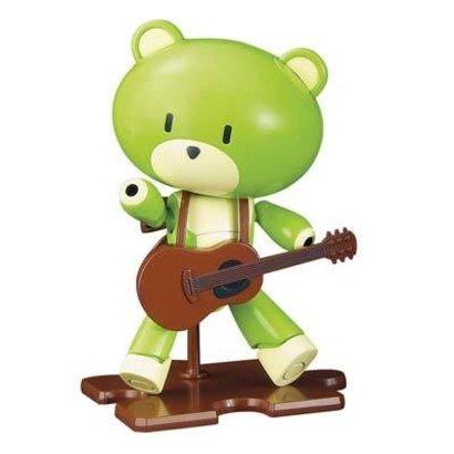 BANDAI MODEL KITS 211235 HGPG 1/144 Petit'GGuy Surfgreen/Guitar Gundam