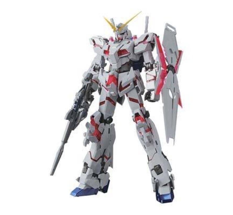 215089 Unicorn Gundam Titanium Finish MS