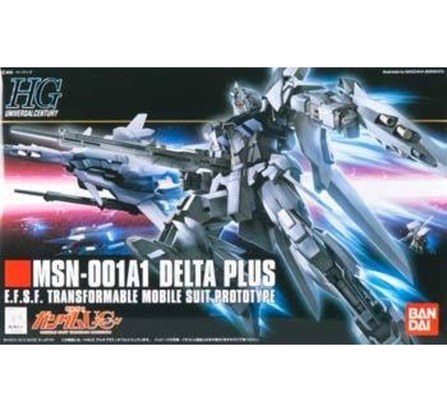 164265 1/144 #115 MSN-001A1 Delta Plus Hi Grade Univ HG