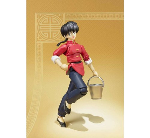 Tamashii Nations 06230 RANMA SAOTOME SH FIGUARTS Action Figures