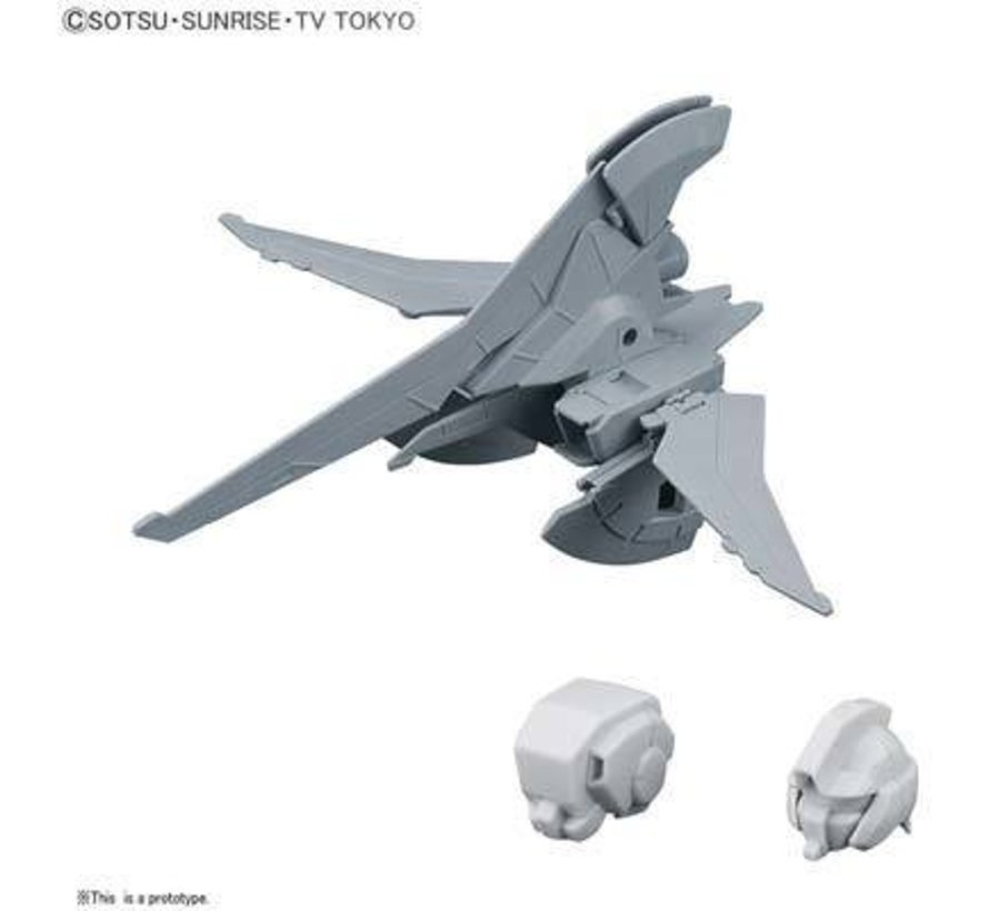 208101 HGBC 1/144 Northern Pod Mobile Suit Gundam