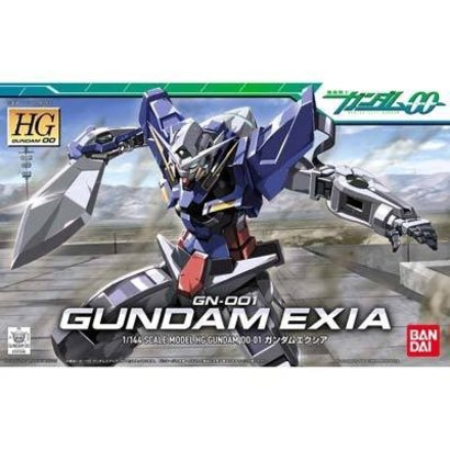 BANDAI MODEL KITS 151246 1/144 Snap #1 GN-001 Gundam EXIA