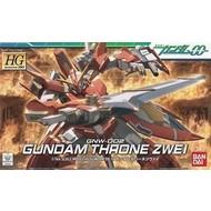 BANDAI MODEL KITS #12 Gundam Throne Zwei