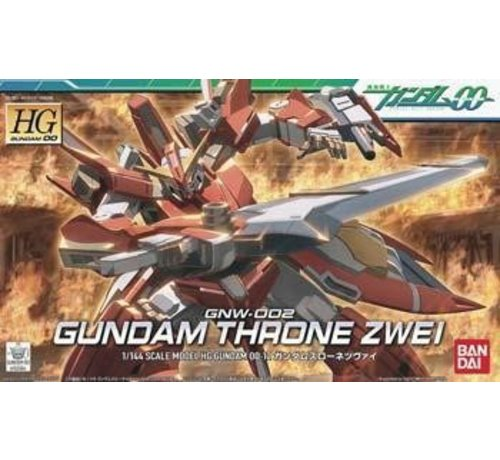 BANDAI MODEL KITS 153121 1/144 Snap #12 Gundam Throne Zwei