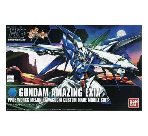 BANDAI MODEL KITS 192077 1/144 #16 Gundam Amazing Exia HG