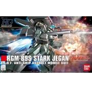 BANDAI MODEL KITS #104 RGM-89S Stark Jegan