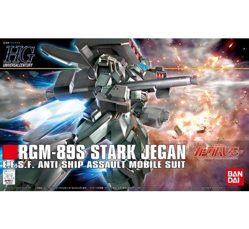 BANDAI MODEL KITS 161932 1/144 #104 RGM-89S Stark Jegan