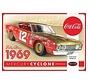 POL948/12 1/25 Bobby Allison 1969 Coca Cola Merc Cyclon