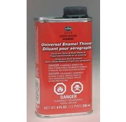 TES - Testors Airbrush Thinner 8oz