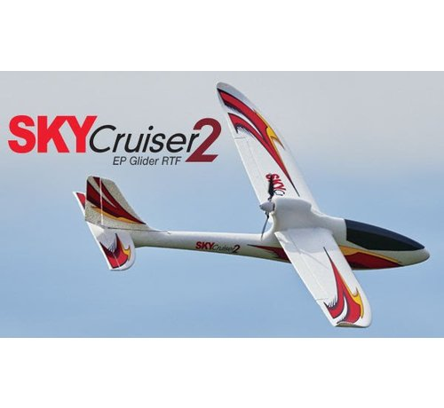 Dromida (DID) A1050 Sky Cruiser 2 EP Glider RTF (D)