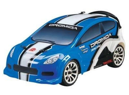 Dromida (DID) 1/18 Brushless Rally Car 2.4GHz RTR