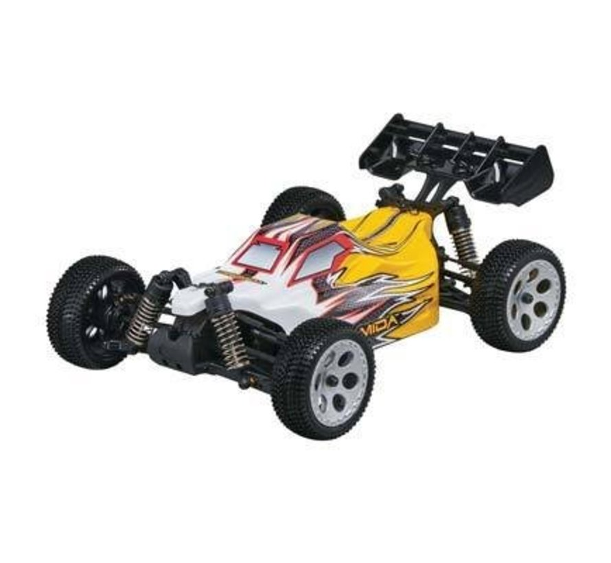 C0049 1/18 Buggy 2.4GHz RTR w/Battery/Charger