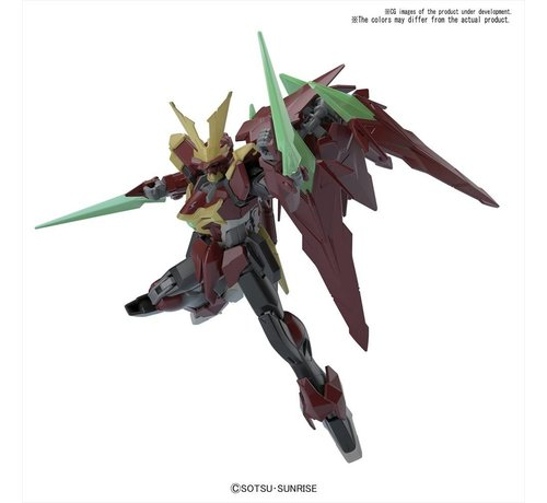 BANDAI MODEL KITS 219543 #057 Ninpulse Gundam HGBF 1/144