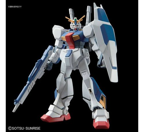BANDAI MODEL KITS 218422 AN-01 Tritn Gundam Twilght Axis 1/144 BAN UC HG