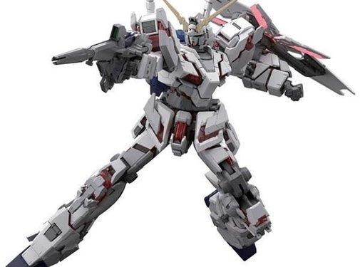 BANDAI MODEL KITS Unicorn Gundam RG 1/144