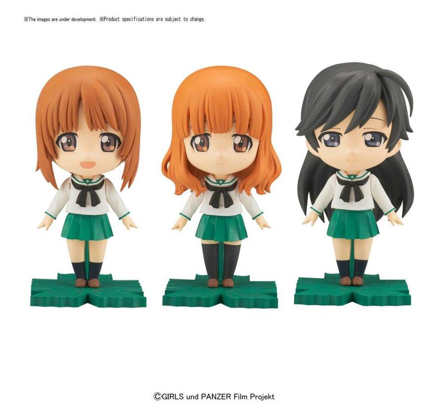 217620 Miho/Saori/Hana Girls Petiture-rise