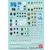 BANDAI MODEL KITS Decal Sets No.104 Mobile Suit Orphans 2