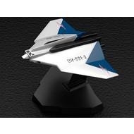 BANDAI MODEL KITS No.15 Ultra Hawk 001 Gamma