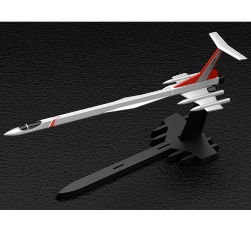 "BANDAI MODEL KITS No.13 Ultra Hawk 001 Alpha ""Ultraman"", Bandai Mecha Collection"
