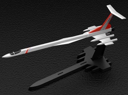Bandai No.13 Ultra Hawk 001 Alpha
