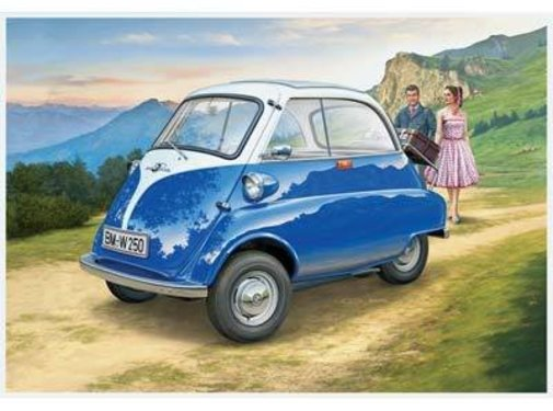 RVL- Revell Germany 07030 1/16 BMW Isetta