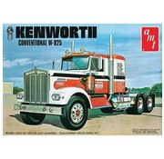 AMT Models (AMT) 1/25 Kenworth W925