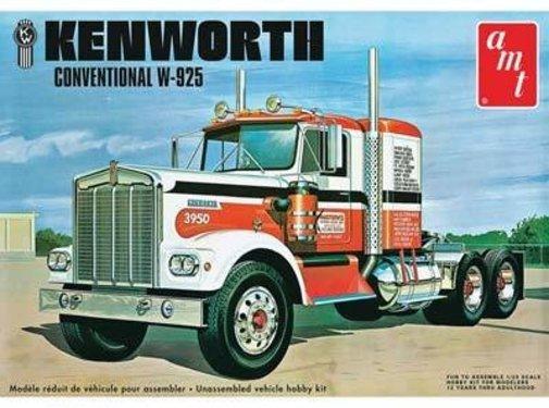 AMT Models (AMT) 1/25 Kenworth W925