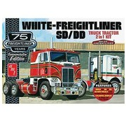 AMT Models (AMT) 1/25 White Freightline Cabover 75th