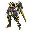 BANDAI MODEL KITS 218384 1/144 Gundam Schwarzritter Build Fighters HG