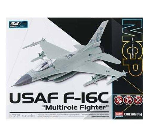 ACY - Academy 12541 1/72 F-16C USAF Multirole Fighter MCP