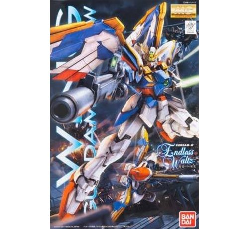 BANDAI MODEL KITS 169489 1/100 MG Wing Gundam EW Ver.