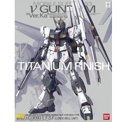 BANDAI MODEL KITS RX-93 Nu Gundam Ver.Ka Titanium Finish (MG)